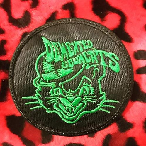 Demented Scumcats Badge