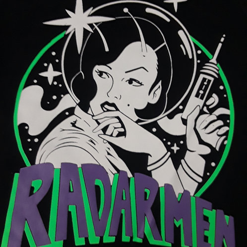 "Radarmen ""space girl"""