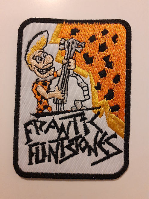 Frantic flintstones badge