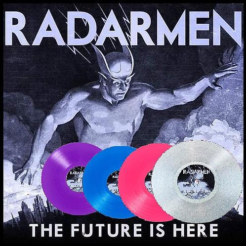 Radarmen 5pk (CD + 4 Vinyls)