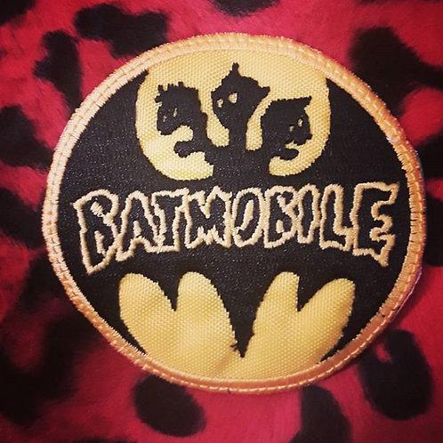 Batmobile Badge