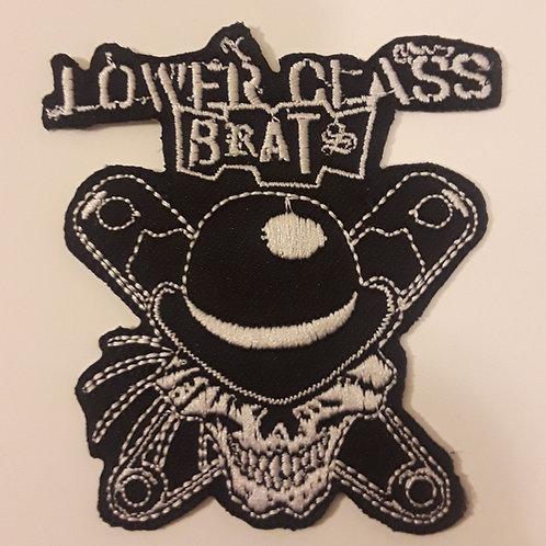 Lower Class Brats Badge