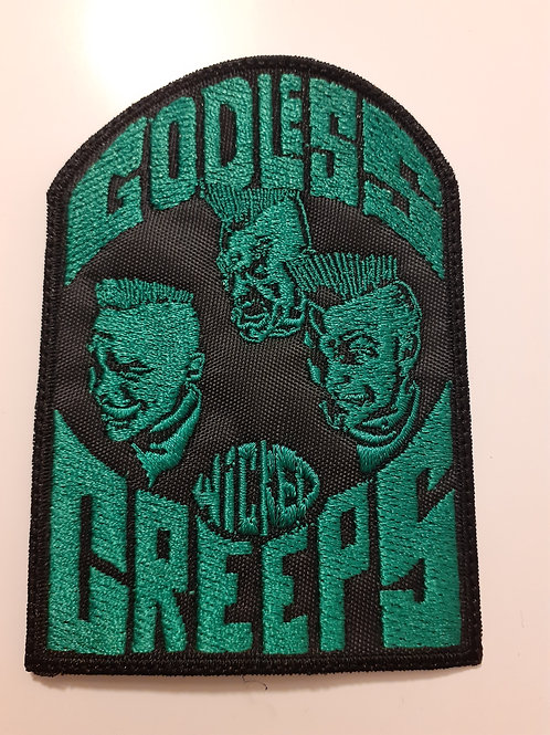 Godless Wicked Creeps badge