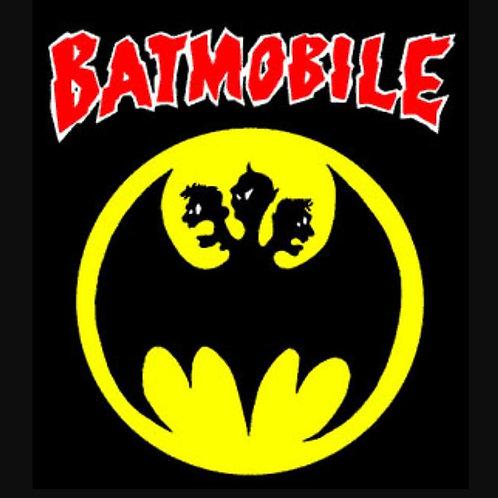 Batmobile Logo Mens