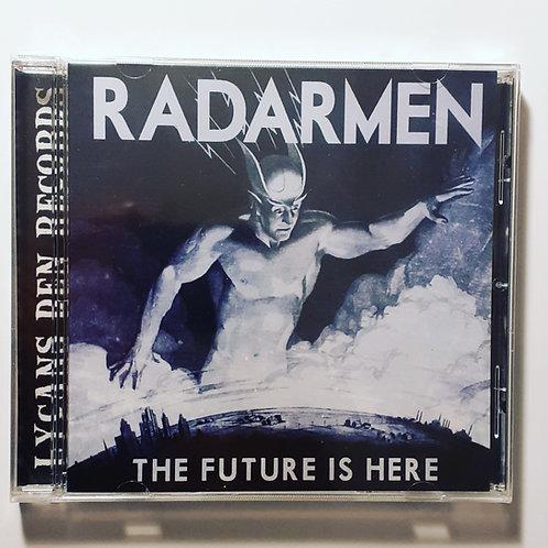 "Radarmen ""The Future is Here"" CD+ Vinyl"