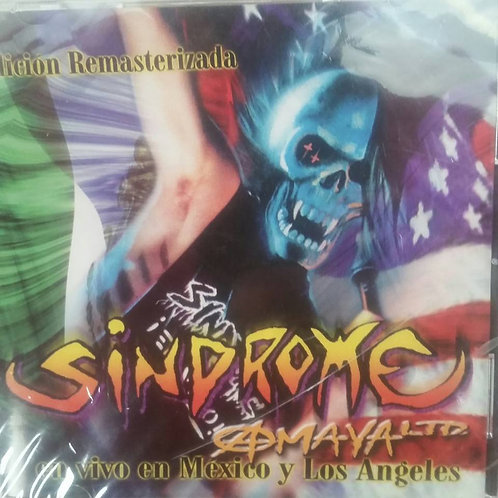 Sindrome De Punk Rare Impoted Disc