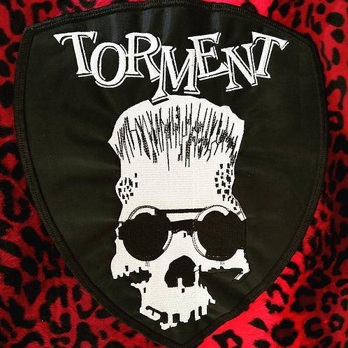 Torment Back Patch