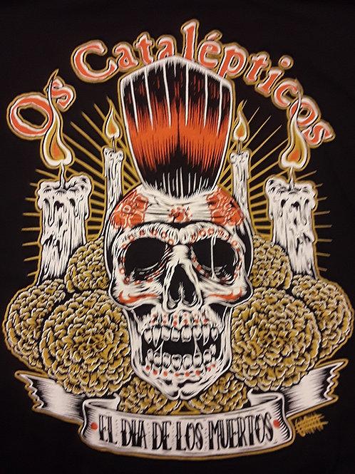 Os Catalepticos dia de Los muertos