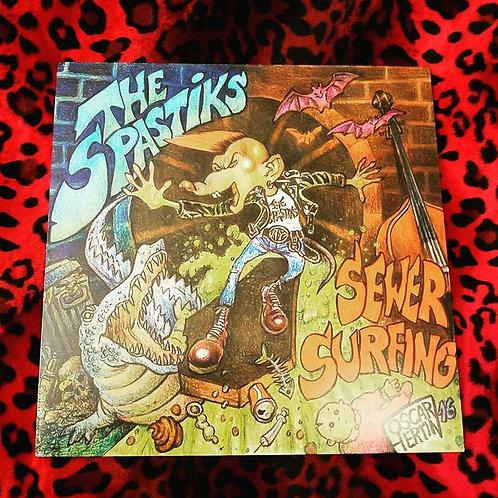 The Spastiks LP