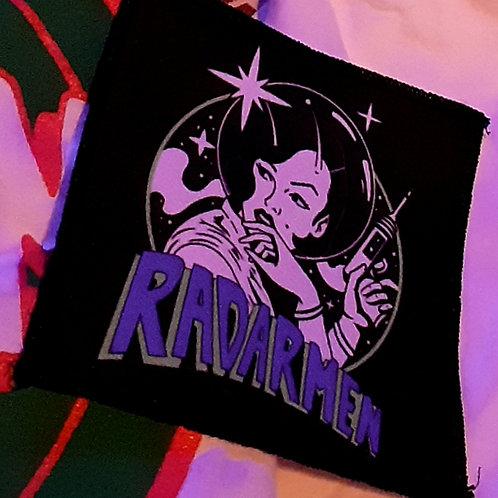 Radarmen Radargirl Patch
