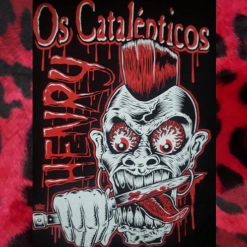 Os CATALEPTICOS Henry