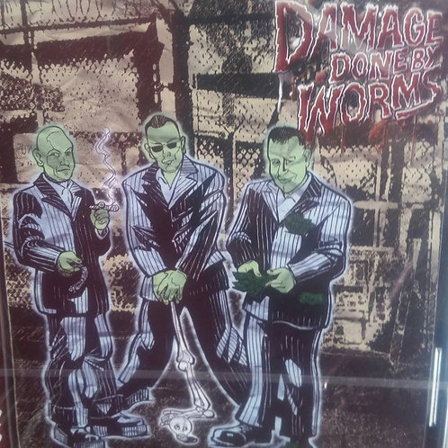 Damage Done By Worms New Album
