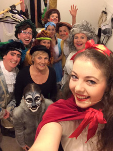 Red Riding Hood Cast