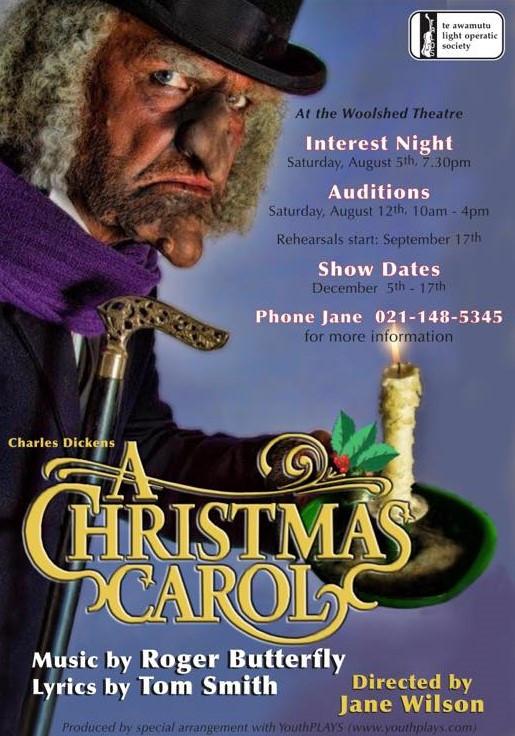 2017 - A Christmas Carol