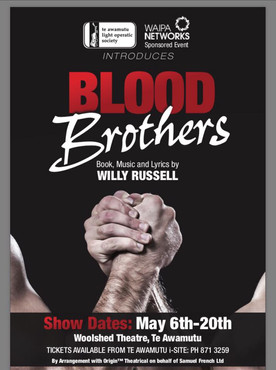 2017 - Blood Brothers