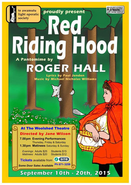 2015 - Red Riding Hood
