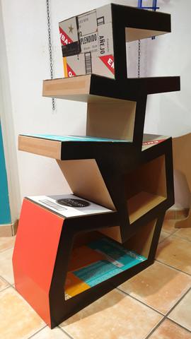 Etagère inspiration Bauhaus