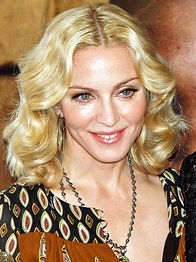 Madonna has been known to wear a red str