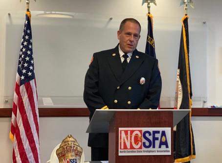 A.C. Rich Leads 2020 NCSFA Annual Meeting