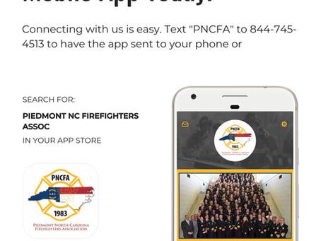 PNCFA Announces the PNCFA Mobile App