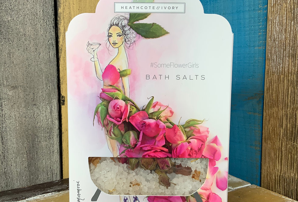 Flower Girl Bath Salts