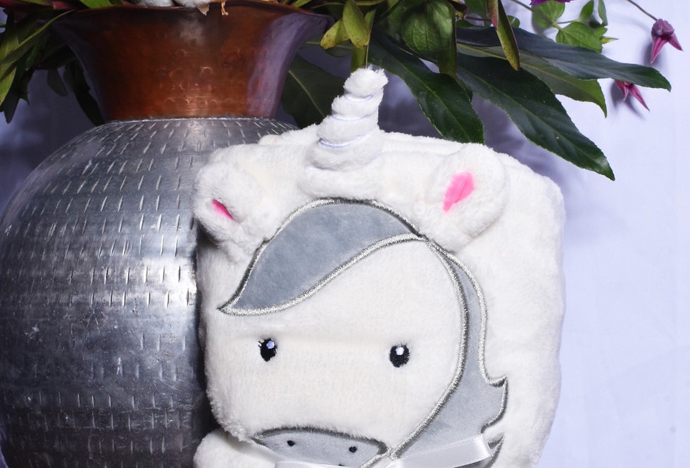 Unicorn Soft Fleece Baby Blanket   Gifts   Ladies Boutique and Giftware   Moulina