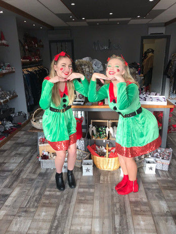 CHRISTMAS LAUNCH 2018