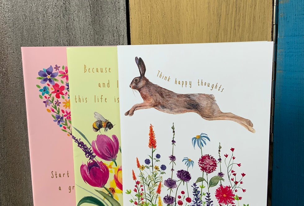 Set Of Three Mini Notebooks | Gifts | Ladies Boutique and Giftware | Moulina