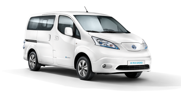 Nissan NV 200 Elektro