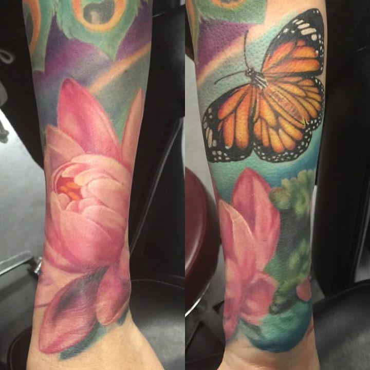 4 sleeve. Work in progress