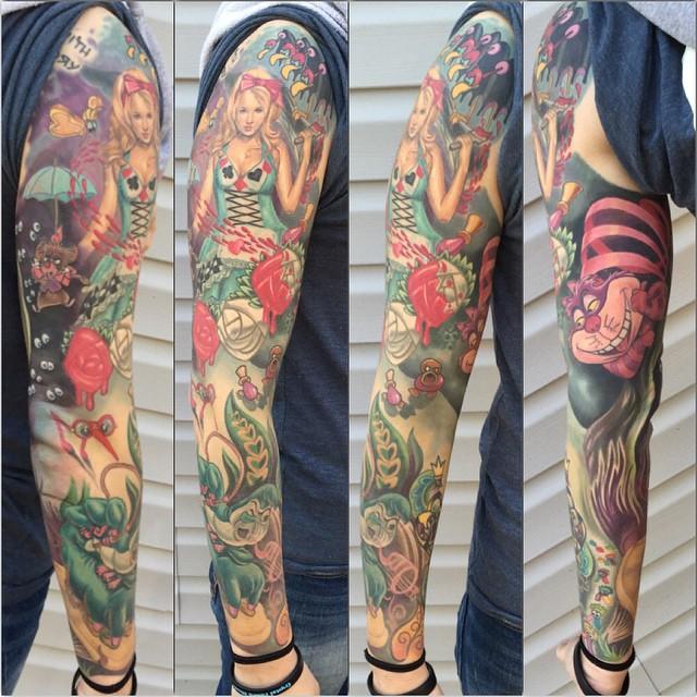 Kurt Elkins | Wilmington | Invoke Tattoo and Art Gallery