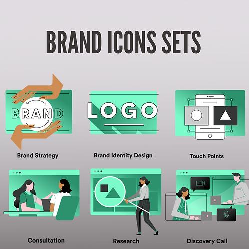 Custom Icon Set (10)