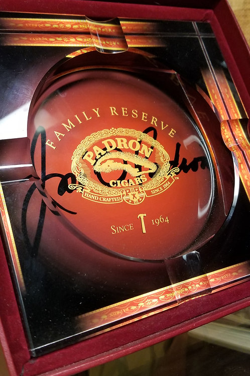 Padron Family Reserve Crystal Ashtray