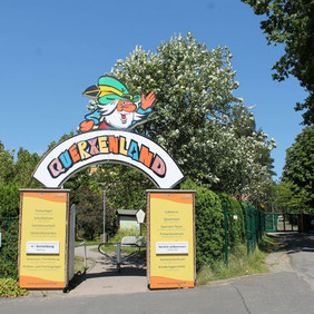 Eingang Querxenland