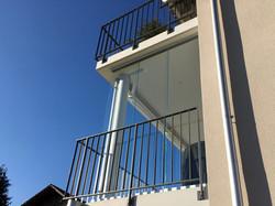 Balkonschieber