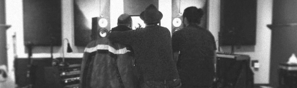 Bonzi recording Studio Staff