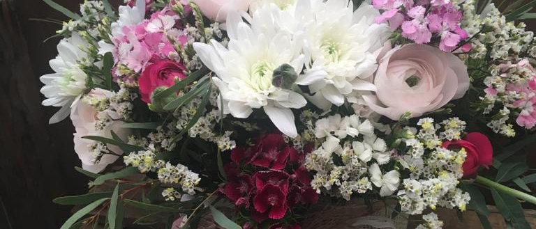 Centre de flor natual
