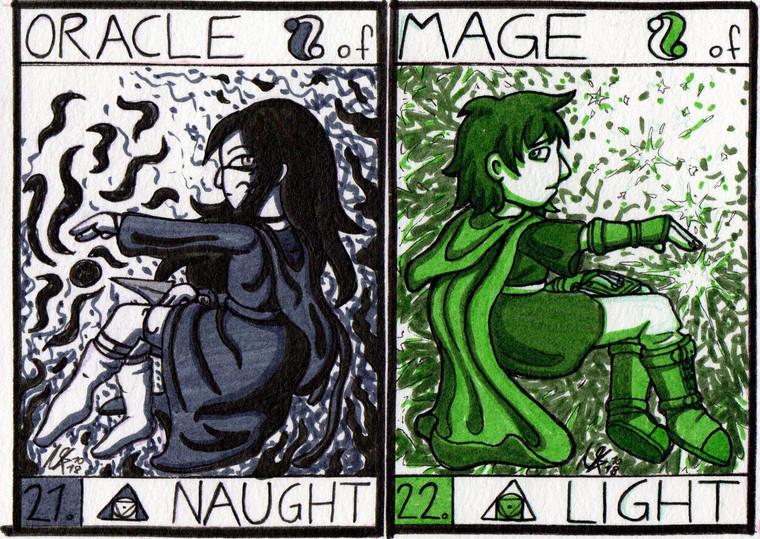 Orakel & Magier