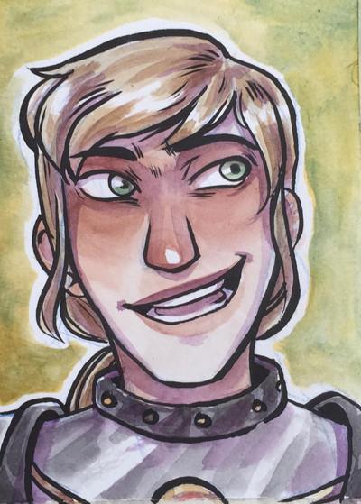 Portrait Jeanne