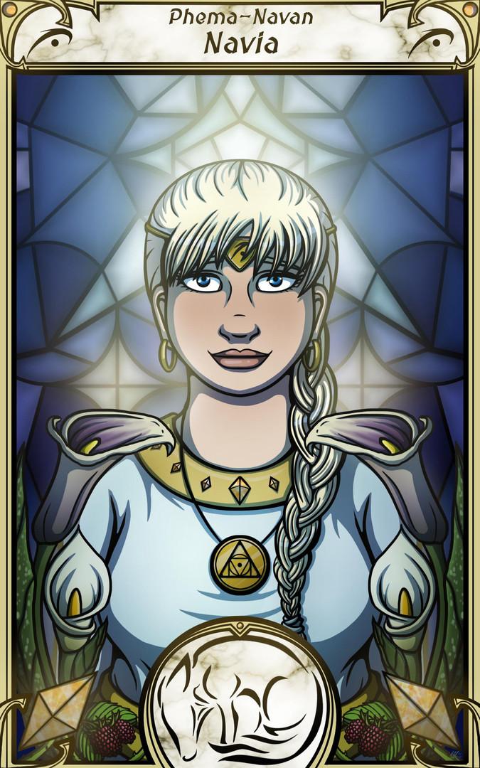 Mutter der Sterne: Navia