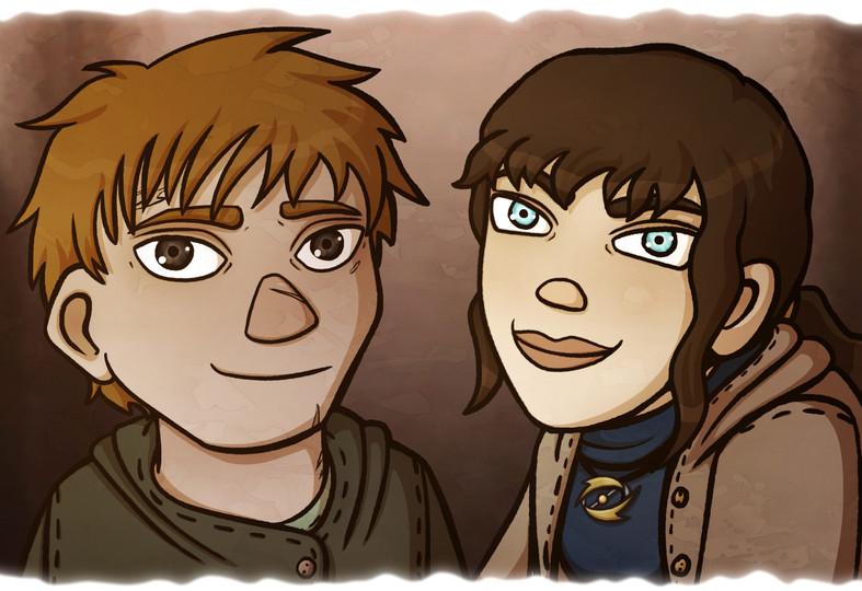 Moris und Lilya