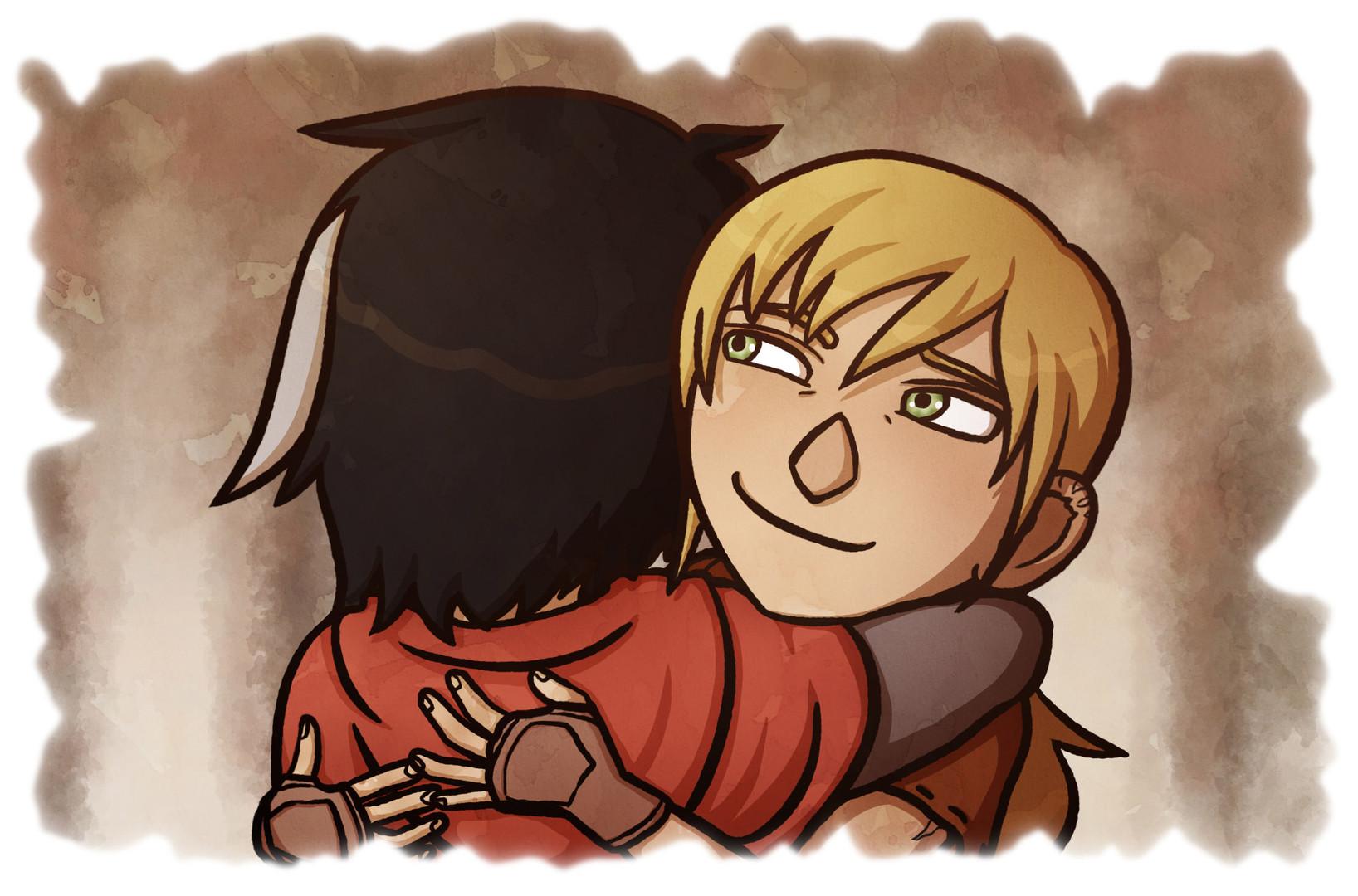 Trigon und Jeanne