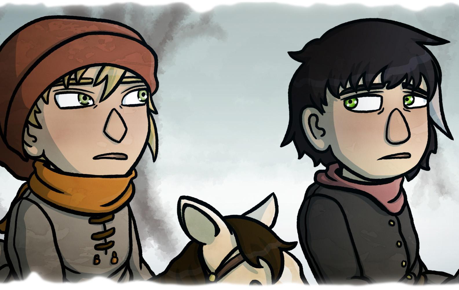 Jeanne und Trigon