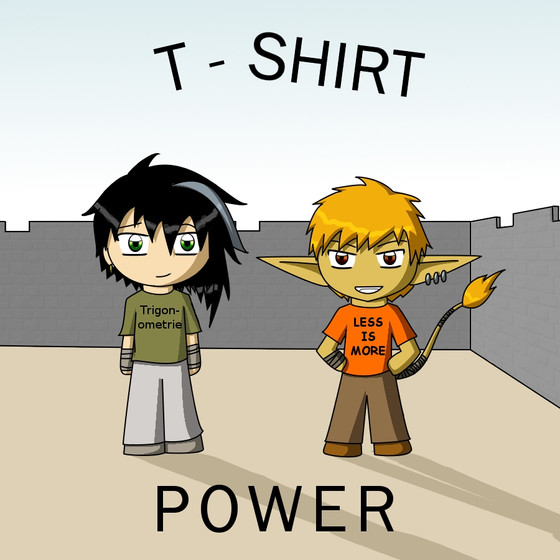 T-Shirt Power