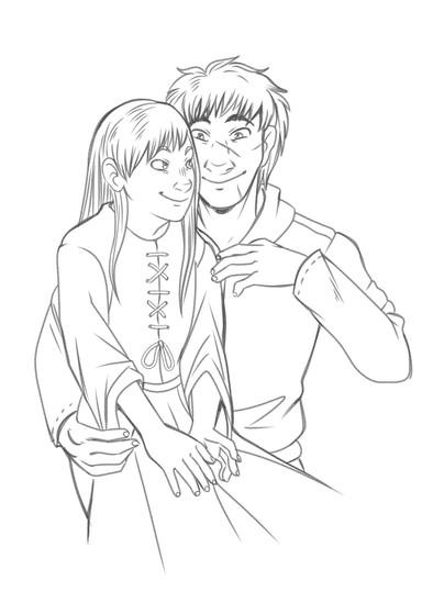 Selene und Moris