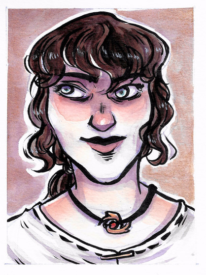 Portrait Lilya