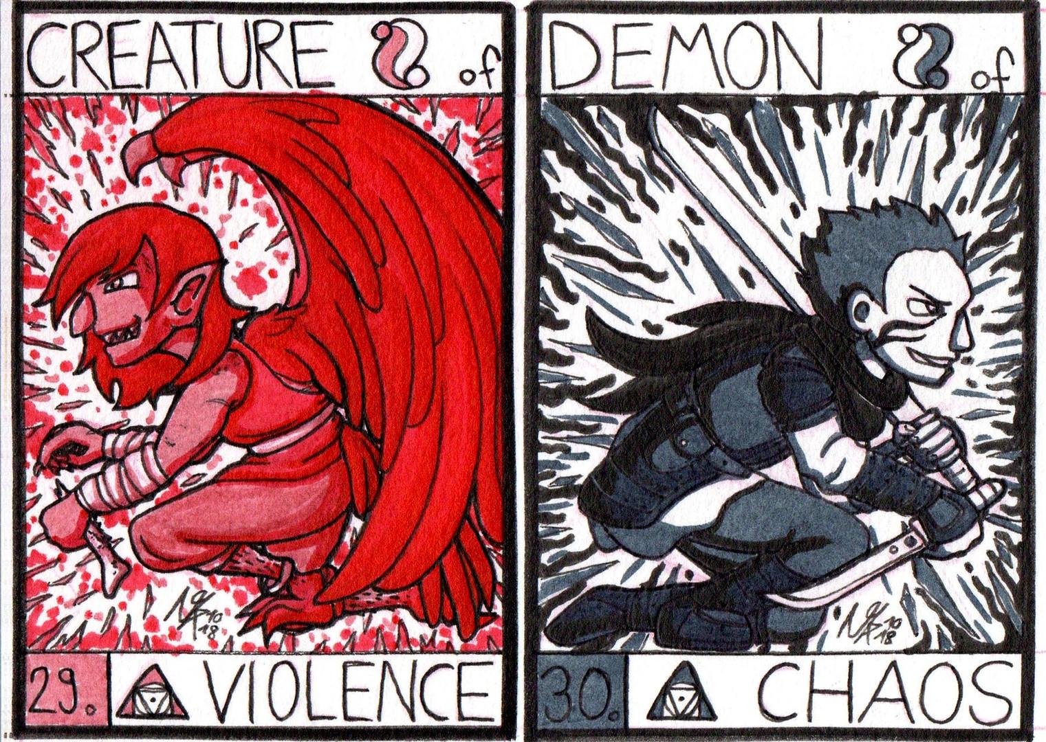 Kreatur & Dämon