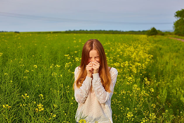 How to reduce hay fever Naturally this Spring?? | Online Naturopath