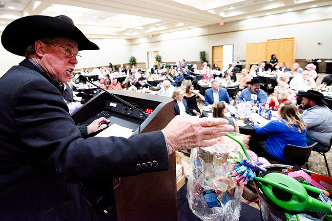 Community turns out for education gala