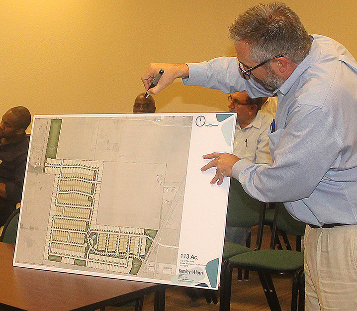 P&Z OKs zoning for development